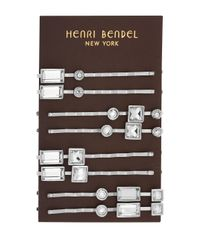 Henri Bendel | Metallic Socialite 8-pack Bobby Pin Set | Lyst