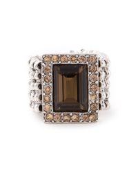 Philippe Audibert - Metallic 'elea' Ring - Lyst
