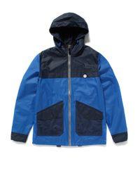 Bellfield - Blue Kyte Jacket for Men - Lyst