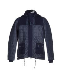 Bark - Blue Jacket for Men - Lyst