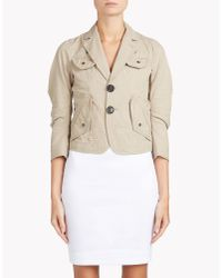 DSquared² | Natural Jacket | Lyst