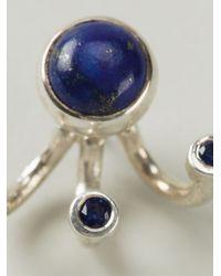 Pamela Love - Blue '3 Gravitation' Earrings - Lyst