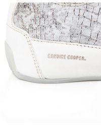Candice Cooper White Rock Cocchino Printed Trainers