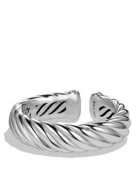 David Yurman | Metallic Waverly Bracelet | Lyst