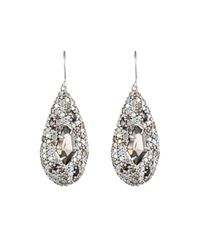 Alexis Bittar | Metallic Smoky Gold Marquis Teardrop Earring You Might Also Like | Lyst