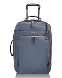 Tumi | Gray 'voyageur - Super Leger' International Carry-on | Lyst