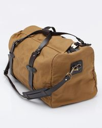 Filson | Brown Medium Duffle Bag for Men | Lyst