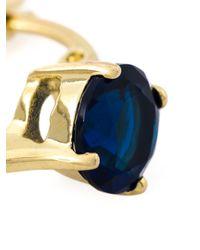 Iosselliani - Blue 'all That Jewels' Earrings - Lyst