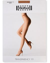 Wolford Multicolor Transparency 10 Tights - For Women