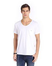 DIESEL | White T-zotikos for Men | Lyst