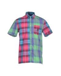 Love Moschino | Green Shirt for Men | Lyst