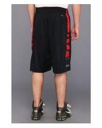 Nike Black Elite Stripe Short for men