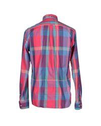 Gant Rugger - Multicolor Shirt for Men - Lyst