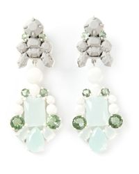 EK Thongprasert | Green Adagio Earrings | Lyst