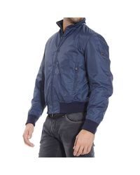Matchless | Blue Down Jacket for Men | Lyst