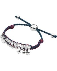 Links of London | Metallic Star Friendship Bracelet - For Women | Lyst