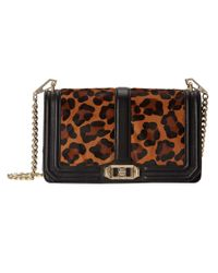 Rebecca Minkoff | Multicolor Love Crossbody | Lyst