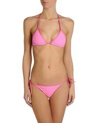 Fendi - Pink Bikini - Lyst