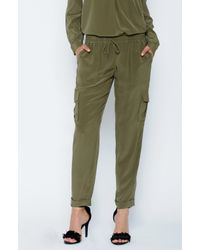 Joie | Green Yolana Pant | Lyst