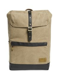 Hex | Natural 'alliance' Water Resistant Backpack for Men | Lyst