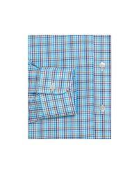 Hamilton Blue Check Dress Shirt - Classic Fit - Bloomingdale's Exclusive for men