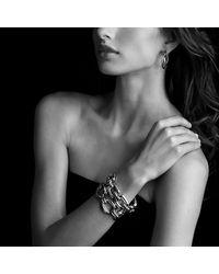 David Yurman | Metallic Cable Classics Link Bracelet | Lyst