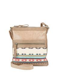 The Sak Multicolor Pax Swing Crossbody Bag