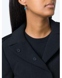 Isabel Marant | Blue 'sweet Peas' Earrings | Lyst