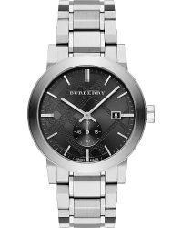 Burberry Bu9901 Stainless Steel Watch, Men's, Black for men