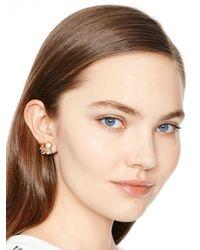 kate spade new york | Multicolor Kate Spade Cluster Earrings | Lyst