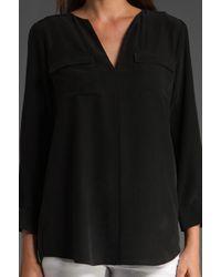 Joie - Black Marlo Shirt - Lyst
