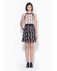 3.1 Phillip Lim - Pink Cut-In Tank Dress - Lyst