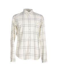 Dr. Denim - White Shirt for Men - Lyst