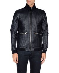 Dolce & Gabbana | Blue Jacket for Men | Lyst