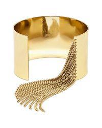 BaubleBar | Metallic 'cowgirl' Cuff Bracelet | Lyst