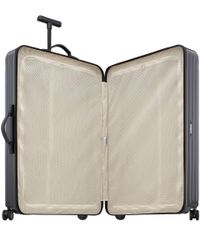 Rimowa - Blue Extra Large Navy Salsa Air Suitcase for Men - Lyst