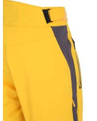 Rossignol - Yellow Virage Thinsulate Ski Pants for Men - Lyst