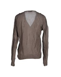 Antony Morato | Gray Cardigan for Men | Lyst