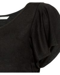 H&M Black Mama Jersey Dress
