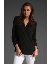 Joie | Black Marlo Shirt | Lyst