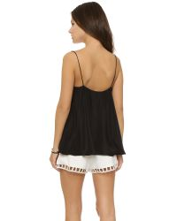 OTTE New York - Sweetheart Cami - Black - Lyst
