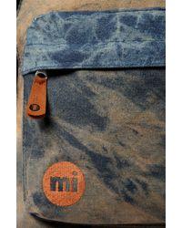 Mi-Pac - Blue The Denim Dye Backpack - Lyst