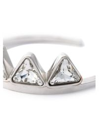 Ca&Lou | Metallic 'suki' Ring | Lyst