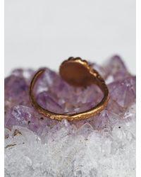 Free People | Metallic Soledad Ring | Lyst