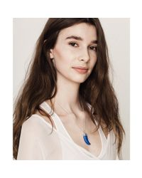 Jenny Bird - Blue Wildland Necklace - Small - Lyst