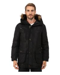 Rainforest   Black Ranburne Coat for Men   Lyst