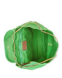 Ralph Lauren   Green Polo Canvas Backpack for Men   Lyst