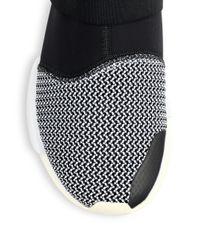 Y-3 - Black Qasa Low Ii Sneakers for Men - Lyst