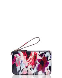 Kate Spade | Multicolor Cedar Street Hazy Floral Slim Bee | Lyst