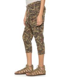 NLST - Multicolor Harem Utility Pants - Camo - Lyst
